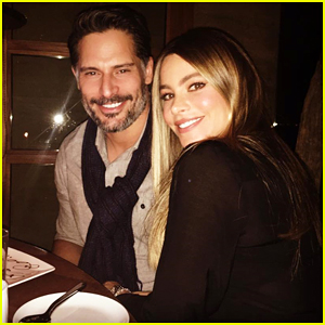 Sofia Vergara Celebrates Hubby Joe Manganiello's 39th Birthday!