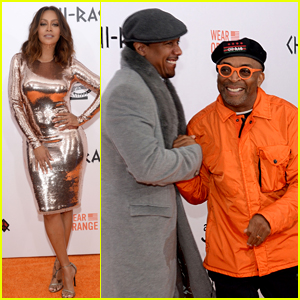 Spike Lee Leads A Peaceful Protest After 'Chi-Raq' Premiere
