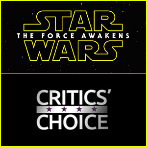 'Star Wars: The Force Awakens' Receives Last Minute Critics' Choice Nomination!
