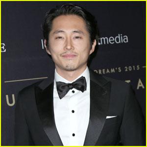 Walking Dead's Steven Yeun on Glenn's Fate: 'I Feel Relieved'
