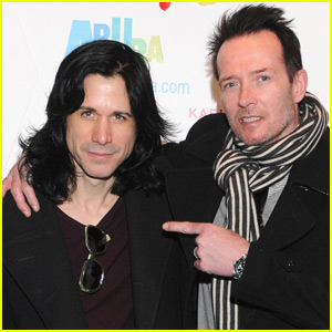 Scott Weiland's Bandmate Arrested for Cocaine Possession