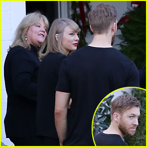 Taylor Swift's Parents Joined Her & Calvin Harris for Birthday Celebrations!