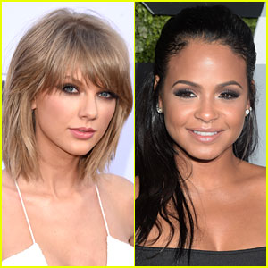 Taylor Swift Wrote a Super Sweet Note to Christina Milian!