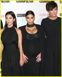 The Kardashian Family Christmas Tree Is Very Elaborate