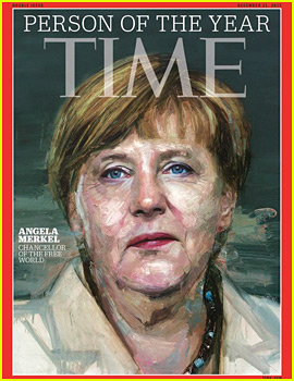Time's Person of the Year 2015 Revealed: German Chancellor Angela Merkel