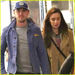 Tom Felton & Girlfriend Jade Olivia Wish Fans A Merry Christmas