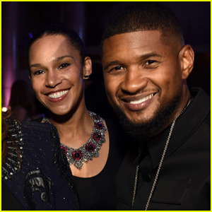 Usher Finally Opens Up About His Secret Wedding to Grace Miguel