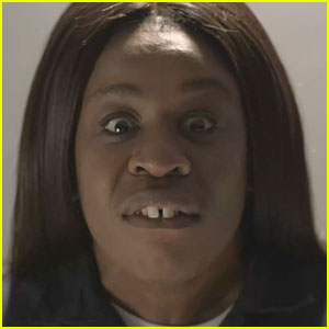 Uzo Aduba Plays Hannibal Lecter in Role Reversal Video!