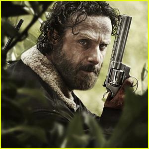 'The Walking Dead' Midseason Teaser Trailer Debuts - Watch Now!