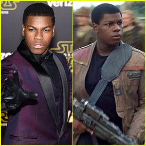 Who is John Boyega? Meet Finn from 'The Force Awakens'