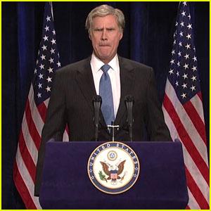 Will Ferrell Brings George W. Bush Back to 'Saturday Night Live'