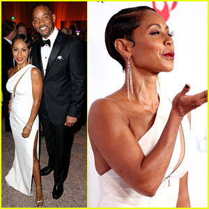 Will Smith Says Wife Jada Gave Him the Golden Globes News!