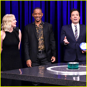 Kirsten Dunst & Will Smith Play Catchphrase with Jimmy Fallon!