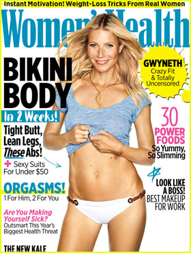 'Women's Health' Magazine Will No Longer Use Phrases 'Bikini Body' & 'Drop Two Sizes' on its Covers