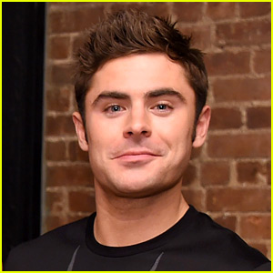 Zac Efron Got an NSFW Christmas Gift From His Mom!