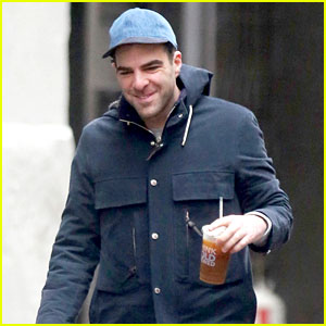 Zachary Quinto Will Film Indie Movie 'Aardvark' in New York City