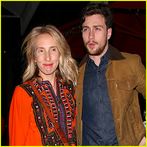 Aaron & Sam Taylor-Johnson Make It a Date Night in WeHo