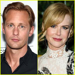 Alexander Skarsgard to Play Nicole Kidman's Husband in HBO's 'Big Little Lies'