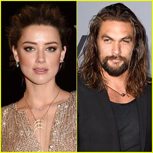 Amber Heard May Join 'Aquaman' as Jason Momoa's Love Interest!