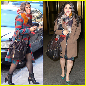 America Ferrera Says She's 'Super Proud' Of New Show 'Superstore'!