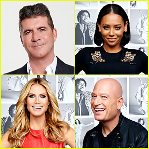 'America's Got Talent' 2016 - Judges Announced for Season 11