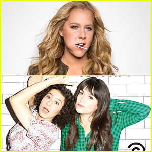 'Inside Amy Schumer' & 'Broad City' Renewed By Comedy Central!