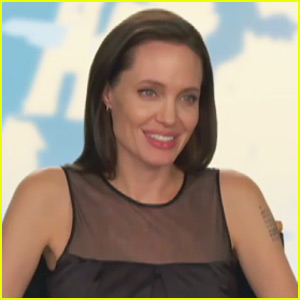 Angelina Jolie's Kids Have Roles in 'Kung Fu Panda 3' - Watch Now!