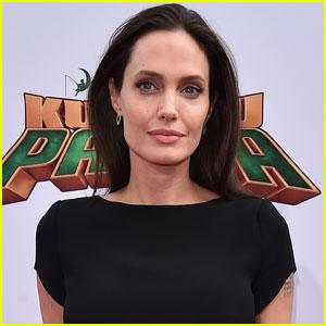 Angelina Jolie on Her Kids Becoming Actors: 'I Hope Not!'