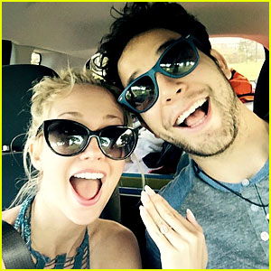 'Pitch Perfect' Co-Stars Anna Camp & Skylar Astin are Engaged!