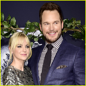 Anna Faris Raves About Chris Pratts' 'Incredible' Man Parts