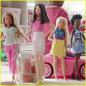 Barbie Announces 3 New Body Types for Dolls: Tall, Petite, & Curvy