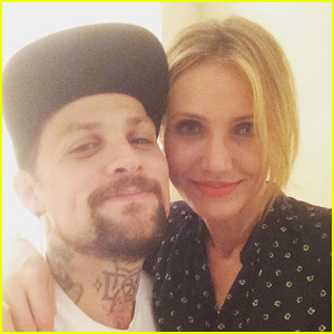 Benji Madden Gushes Over Wife Cameron Diaz in Sweet Post
