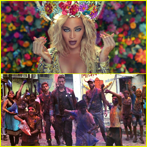 Beyonce Joins Coldplay In 'Hymn for the Weekend' Music Video - Watch Now!