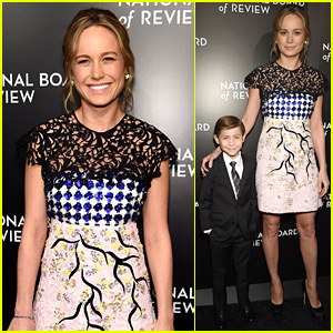 Brie Larson Explains Why Jacob Tremblay is Her Role Model