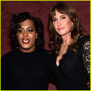Caitlyn Jenner Shows Support for 'Tangerine' & Trans Actress Mya Taylor
