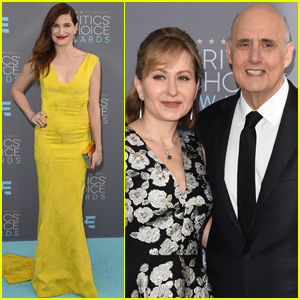 'Transparent' Star Jeffery Tambor Takes Home Best Actor at Critics Choice' Awards 2016!