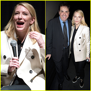 Cate Blanchett Gets Praised In New 'Carol' Featurette - Watch Here!