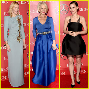Cate Blanchett Takes Home Desert Palm Achievement Award at Palm Springs Gala