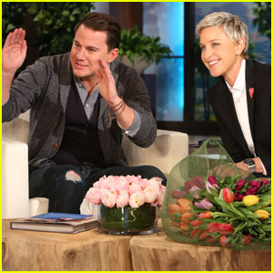Channing Tatum Calls Dancing With Beyonce 'Terrifying'