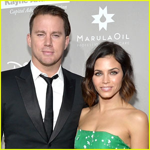 Channing Tatum Writes Romantic Instagram Note for Wife Jenna Dewan