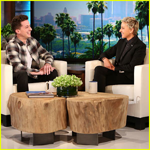 Charlie Puth Talks His Famous Meghan Trainor Kiss on 'Ellen'