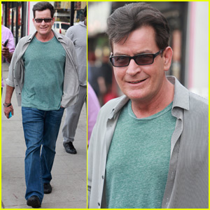 Charlie Sheen Says Too Much Partying Led to 'Manic Behavior'