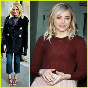 Chloe Moretz Binge Watched 'Game of Thrones' to Get Ready for Season 6