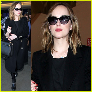 Dakota Johnson Talks 'Fifty Shades Darker': 'It's Gonna Be Exciting'