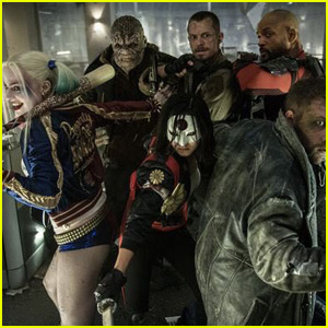 'Suicide Squad' Director David Ayer Shares New Cast Photo