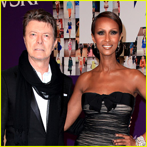 David Bowie's Wife Iman Shared Emotional Quotes Before His Death