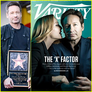 Gillian Anderson & David Duchovny Dish on Their Professional Relationship