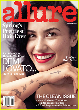 Demi Lovato Still Has Insecurities About Her Body
