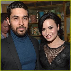 Demi Lovato & Wilmer Valderrama Celebrate Six Years Together