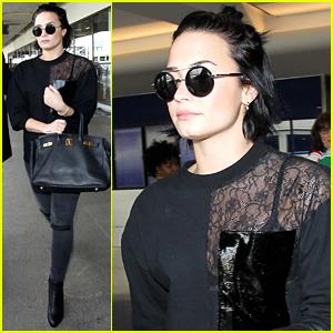 Demi Lovato Backs Hillary Clinton In Presidential Race